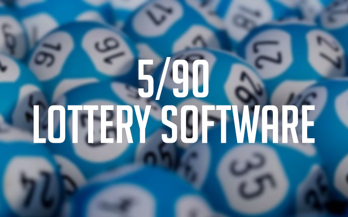 5/90 lottery software